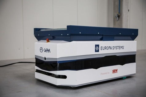 ES Gear - Automated Guided Vehicle [AGV]